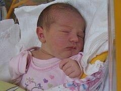 Agnes Zápotocká se rodičům Magdaleně a Pavlovi z Turska narodila v mělnické porodnici 6. listopadu 2013, vážila 4,07 kg a měřila 55 cm. Na sestřičku se těší 5letá Johanka a 3letá Natálka.