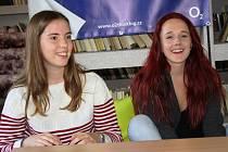 Návštěva zahraničních studentů na GFP v Neratovicích v rámci programu Comenius.