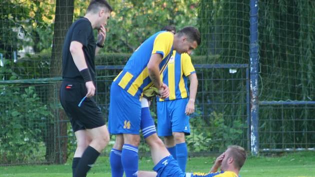 Fotbalisté Byšic odehráli nepochybně nejhorší zápas dosavadního průběhu sezony.