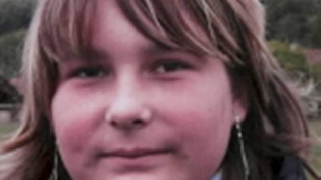 Pohřešovaná dívka Nikola Merglová