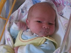 Šimon Němec se rodičům Gabriele Chvojové a Janu Němcovi z Hořína narodil v mělnické porodnici 14. listopadu 2014, vážil 3,28 kg a měřil 48 cm. Na brášku se těší skoro 6letá Agátka.