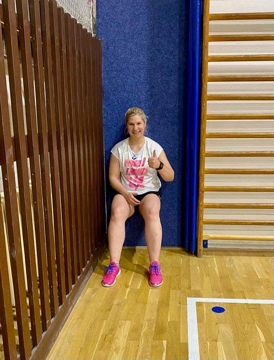 Nadšená Vítková má šampionát na dohled. Motivace je velká, přiznává
