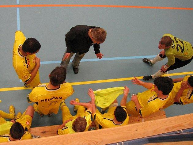 II. liga Západ: Andy Liberec - Olympik Mělník