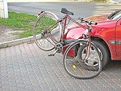 Výsledek obrázku pro cyklo nehoda