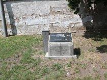 Libiš obnovila památník Obce baráčnické.