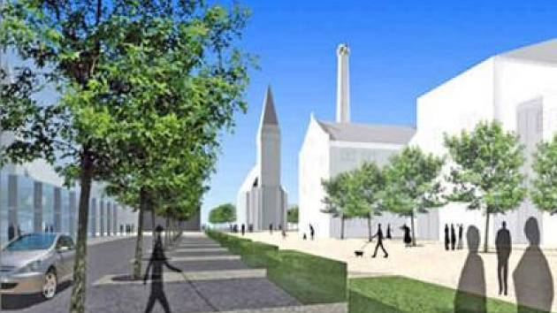 Palackého náměstí se má stát pěší zónou s novým kulturním centrem Mlýn, kam se pravděpodobně přemístí i expozice muzea.