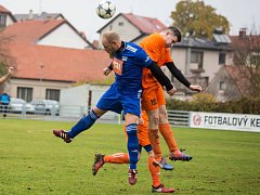 I. B třída, 11. kolo: Slavoj Stará Boleslav - SK Vojkovice 1:0 np.