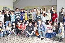 Gymnázium Františka Palackého Neratovice, kvarta a septima.