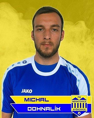 Michal Dohnalík, FK Neratovice/Byškovice