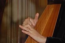 Ilustrační foto - harfa