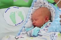 Mikulášek Kolumpek se narodil v mělnické porodnici 16. května 2020 v 15:48 s váhou 3 kg a délkou 49 cm. S tatínkem Danielem, maminkou Hanou a bráškou Vojtíškem bude bydlet ve Mšeně u Mělníka.