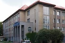 Kralupská nemocnice.