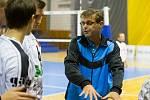 Martin Kop, trenér volejbalistů Aero Odolena Voda. Foto:
