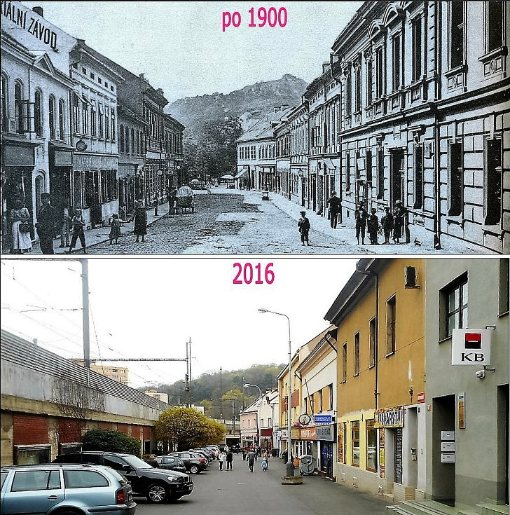 Jungmannova ulice.