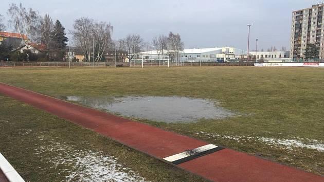 Hřiště FK Neratovice.