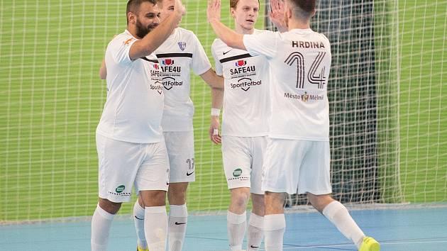 Varta liga: Olympik Mělník - Démoni Česká Lípa (9:3)