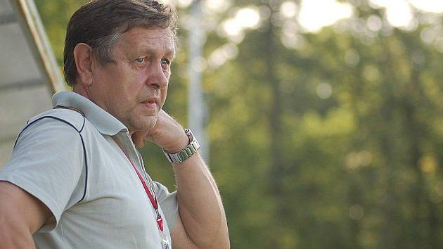 Trenér Libiše Václav Havel