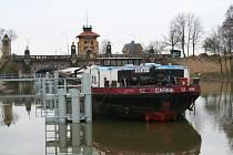 Plavba na Vltavě je pozastavena
