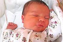 Anežka Müllerová se rodičům Oxaně a Martinovi z Předboje narodila 11. listopadu 2011, vážila 3,44 kg a měřila 51 cm.