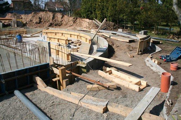 Rekonstrukce neratovického koupaliště
