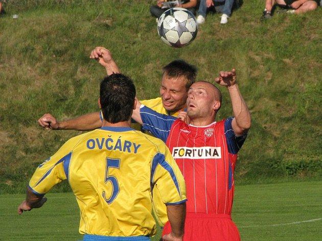 Ondrášovka Cup: Ovčáry - Brno