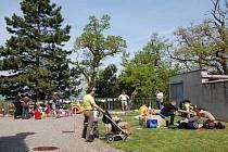 Piknik Férová snídaně proběhne v Mělníku v sobotu 11. května v 10 hodin v parku Na Aušperku.