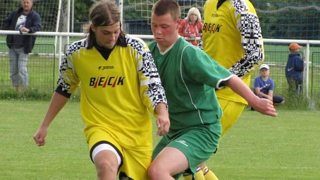 OP dorostu: FC Mělník - Horní Beřkovice
