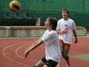 Volejbalový kemp Martina Demara 2011