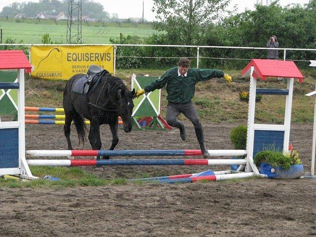 Den koní v Mělníku