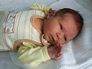 ONDŘEJ BUDÁK se rodičům Lucii a Jiřímu z Kralup nad Vltavou narodil 4. září 2017, vážil 3,58 kilogramu a měřil 51 centimetrů. Doma se na něj těší 3letá Barbora.