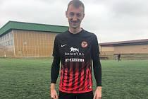 Cítovský Vasyl Yakyma (ještě v dresu FA Praha) vstřelil v úvodních čtyřech kolech čtvrté třídy dvanáct gólů.