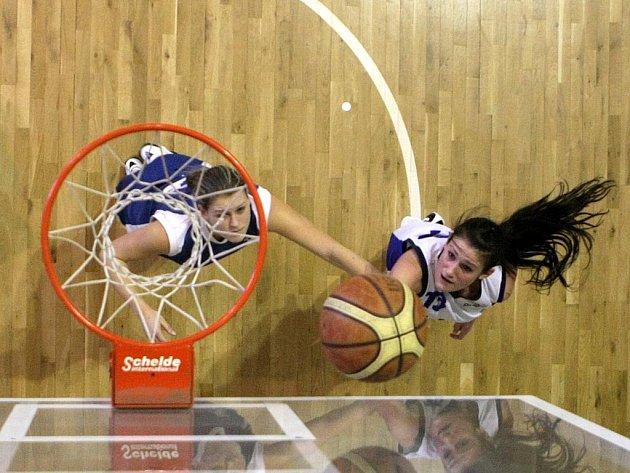 I. liga basketbalistek: Loko Liberec - Kralupy Junior