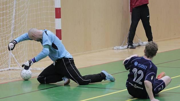 Semifinále 2. ligy: Dalmach Turnov - Olympik Mělník