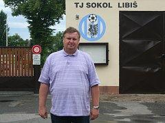 Vladimír Vávra, manažer Sokola Libiš