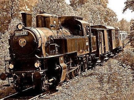 JÍZDA. Sobotní oslavy ve mšeně budou vzpomínkou na časy parních vlaků.