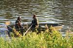 Policisté a rybářská stráž kontrolovali rybáře