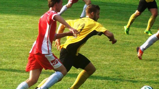 Kostelec - FC Mělník