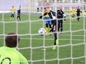 Fotbalisté Libiše v Horkách bojovali, nakonec si ale z Boleslavska odvezli jen bod.
