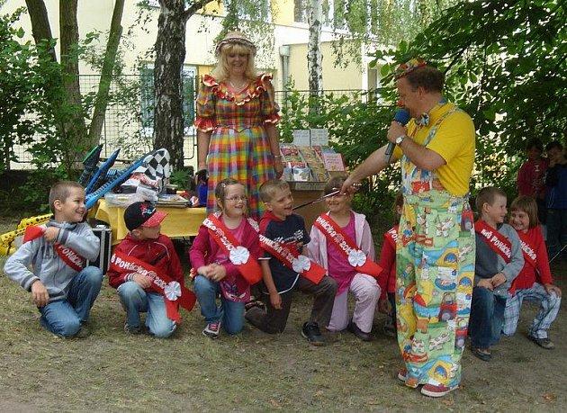 Loučení s předškoláky v Mateřské škole Pohádka v Mělníku