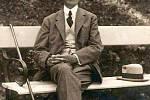 Stavitel Karel Novák žil v letech 1861-1943.