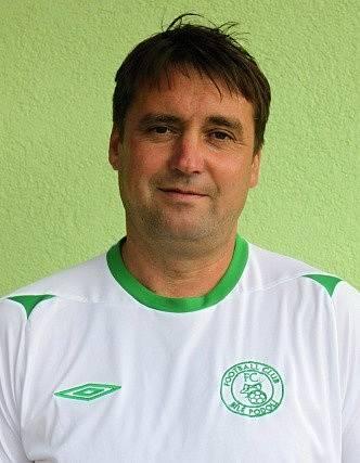 Luboš Štoček, FC Bílé Podolí