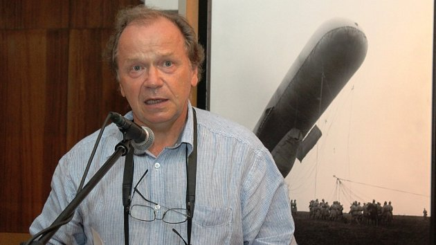 Výstava Fotografové války - Jaroslav Kučera.