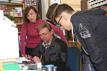 Projekt programu Erasmus+ se týká přípravy studentů pro evropský trh práce. Získávají při něm dovednosti, které se nemohou naučit v podmínkách své odborné školy, již aktuálně navštěvují.