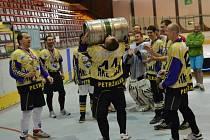 Hokejbalový turnaj Mělnický pohár