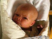 Tobiáš Plundr se rodičům Petře Hampejsové a Davidu Plundrovi zNeratovic narodil vmělnické porodnici 5. dubna 2017, vážil 3,47 kg a měřil 52 cm.