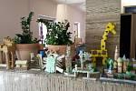 Recyklované umění a fantastické světy očima dětí ze Pšovky