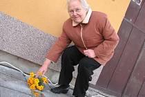 Na rodinu Steinových, která za druhé světové války skončila v koncentračním táboře v Osvětimi, odkud se už do Neratovic nevrátila, vzpomínala Anna Brojírová.