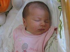 Natália Bačová se rodičům Barboře a Martinovi z Mělníka narodila v mělnické porodnici 2. listopadu 2016, vážil 3,72 kg a měřila 50 cm.