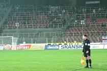 Podzimní fotbalová sezona v okrese proběhla bez výraznějších excesů, jakými jsou například inzultace rozhodčího.