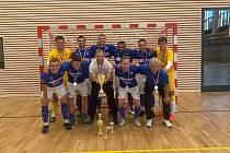Vítěz středočeského futsalového poháru 2021 Olympik Mělník